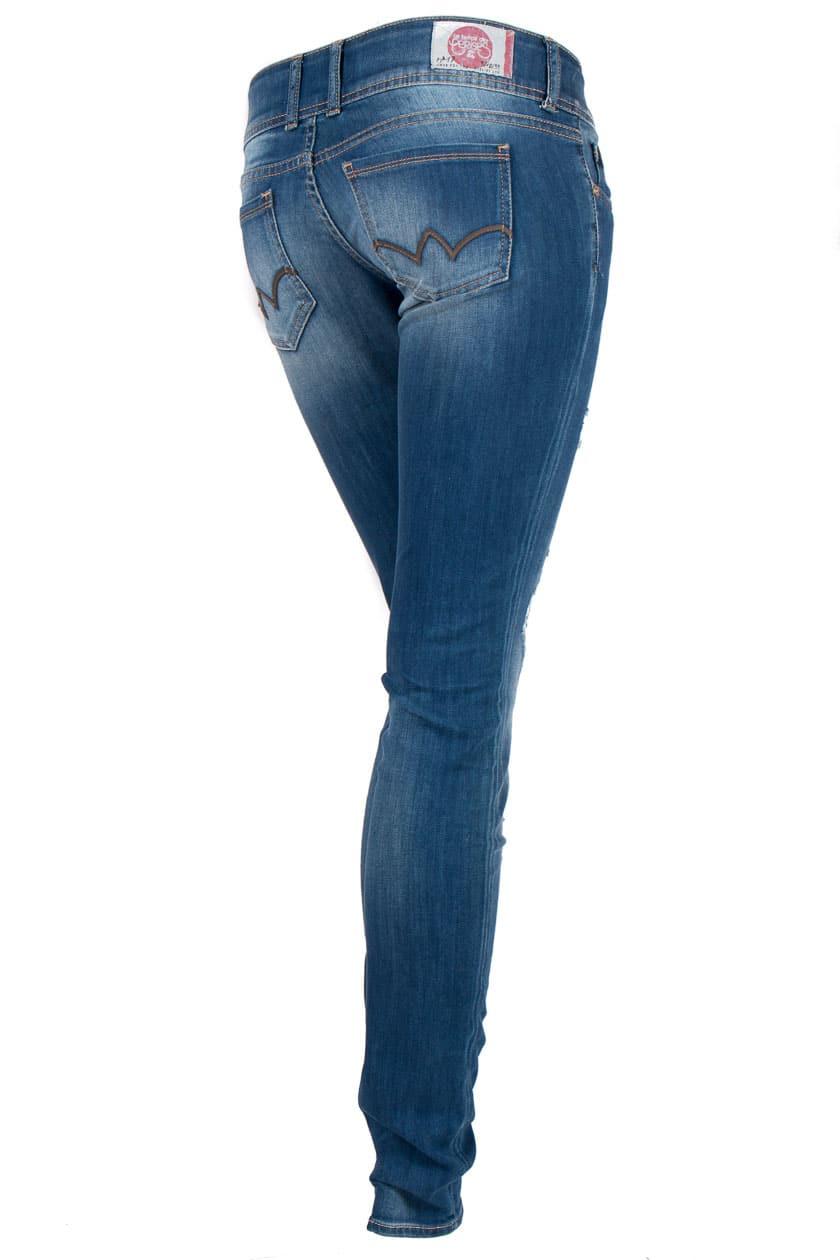 Le Temps de Cerises Basic Push Jeans Frauen used | P2MODE & ACCESSOIRES