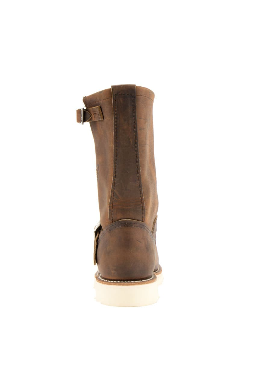 Red Wing 2971 Engineer Boots copper rough & tough braun | P2