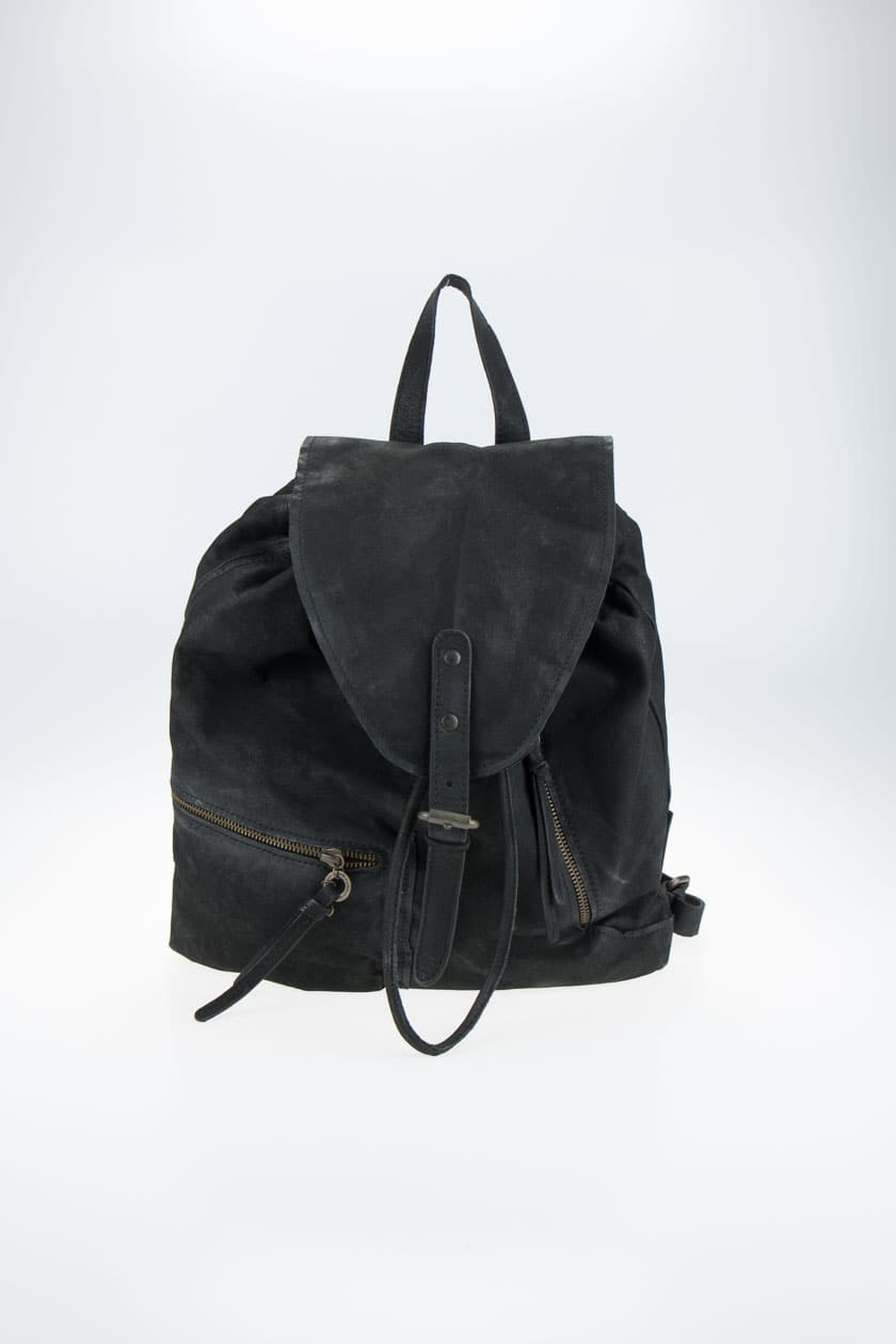 aunts uncles kangaroo rucksack black schwarz p2 mode accessoires. Black Bedroom Furniture Sets. Home Design Ideas