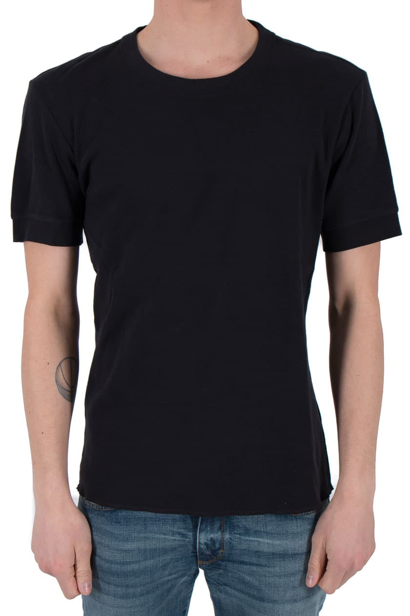 84abb50c84c7 Drykorn 506221 Xhaka T-Shirt Herren Schwarz   P2 MODE   ACCESSOIRES