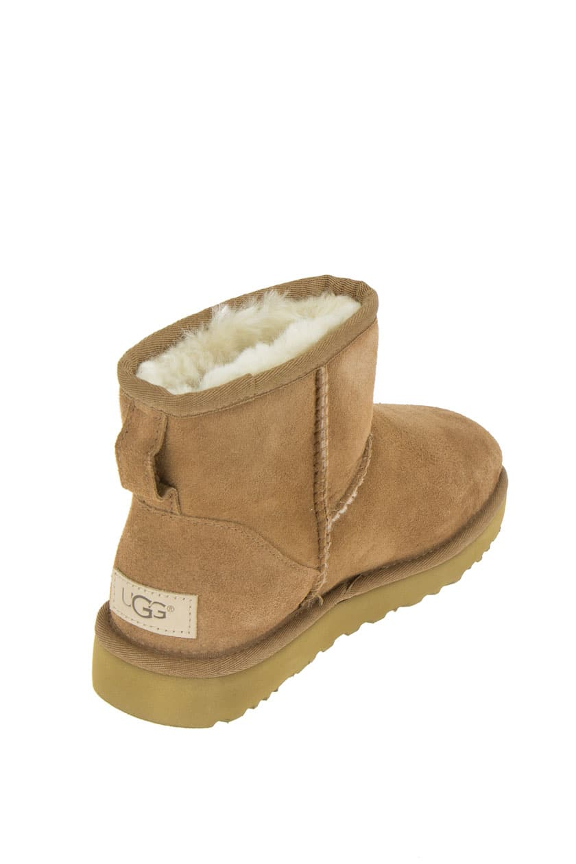 Ugg Australia Classic Mini II Stiefel Frauen Chestnut | P2MODE & ACCESSOIRES