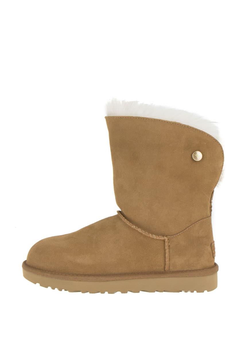 UGG Australia 1012388 Valentina Langfell Stiefel Frauen
