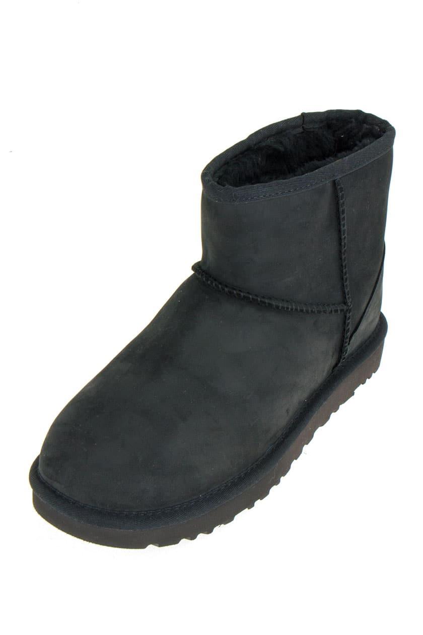 UGG Australia 1016558 W Classic Mini Stiefel beschichtet Frauen black | P2MODE & ACCESSOIRES