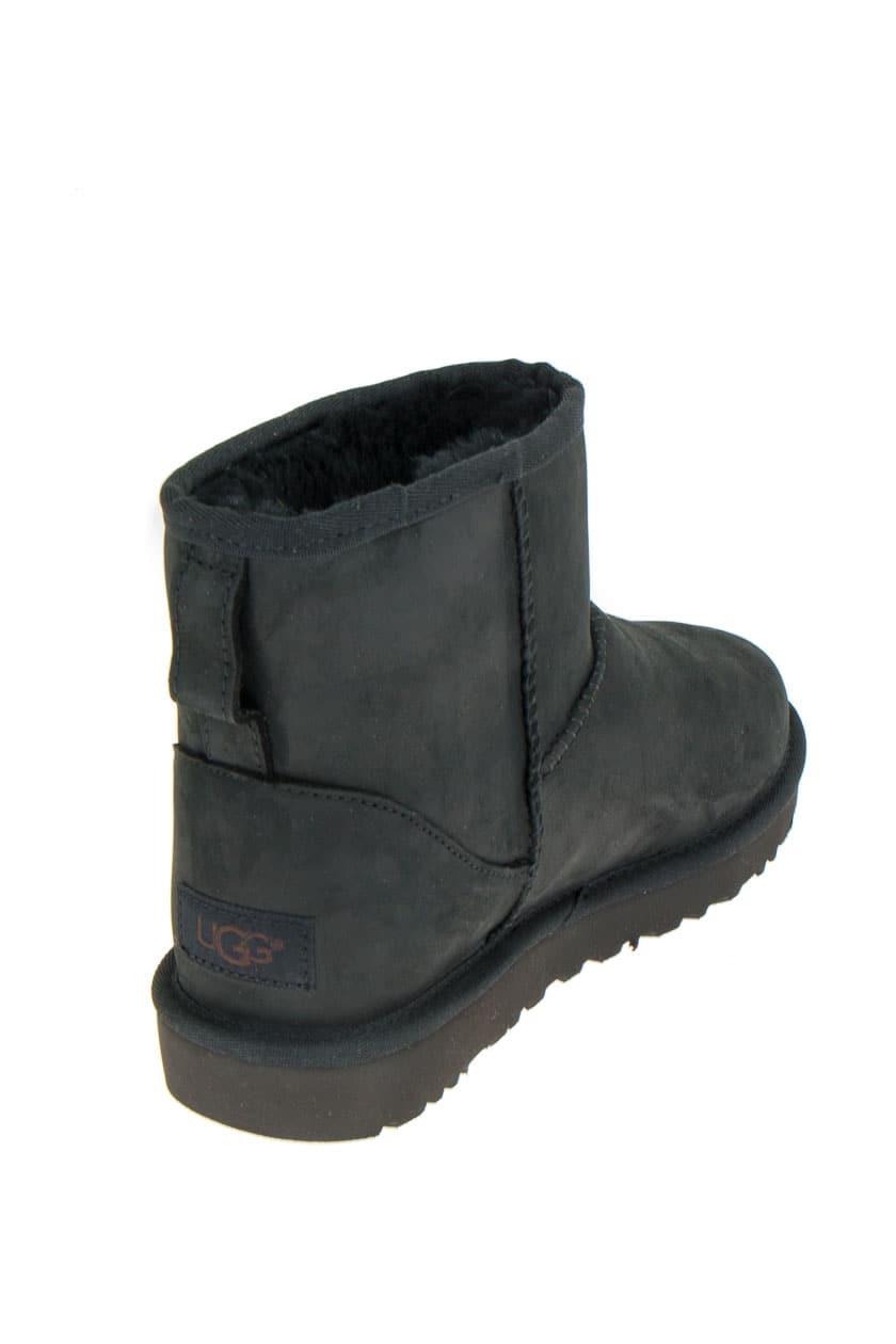 Ugg Australia 1016558 W Classic Mini Stiefel Beschichtet