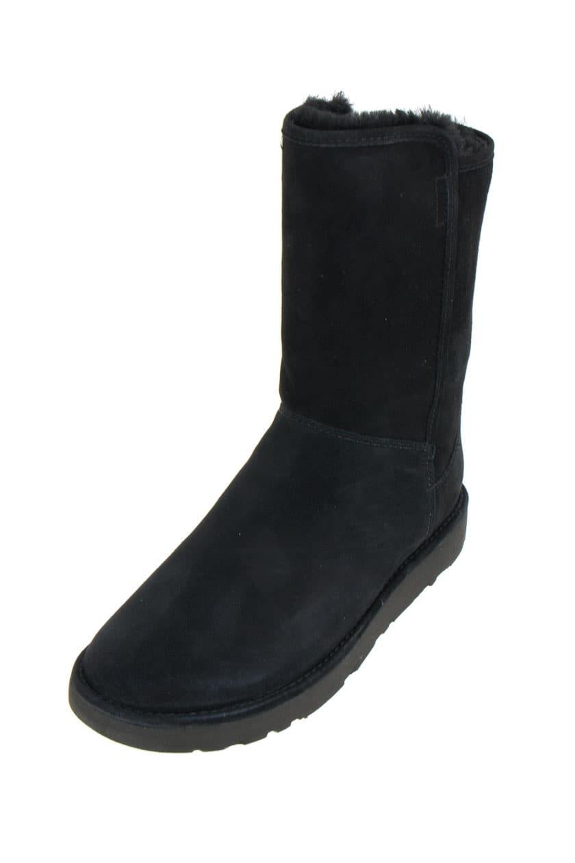 ugg australia abree small boot schuhe frauen black schwarz p2 mode accessoires. Black Bedroom Furniture Sets. Home Design Ideas