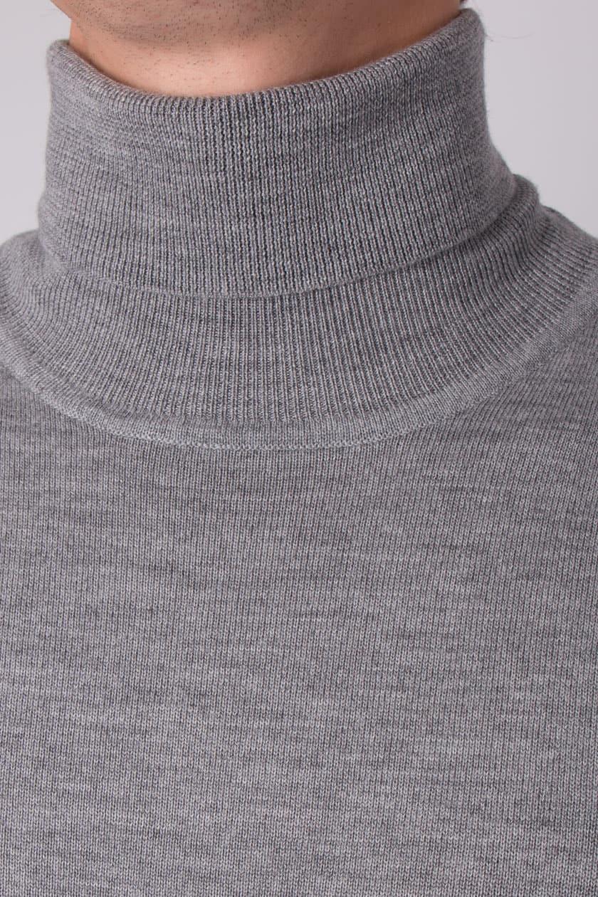 günstig Räumungspreise Auf Abstand Drykorn 402210 Joey Rollkragen Pullover Männer grau melange 7   P2/MODE &  ACCESSOIRES