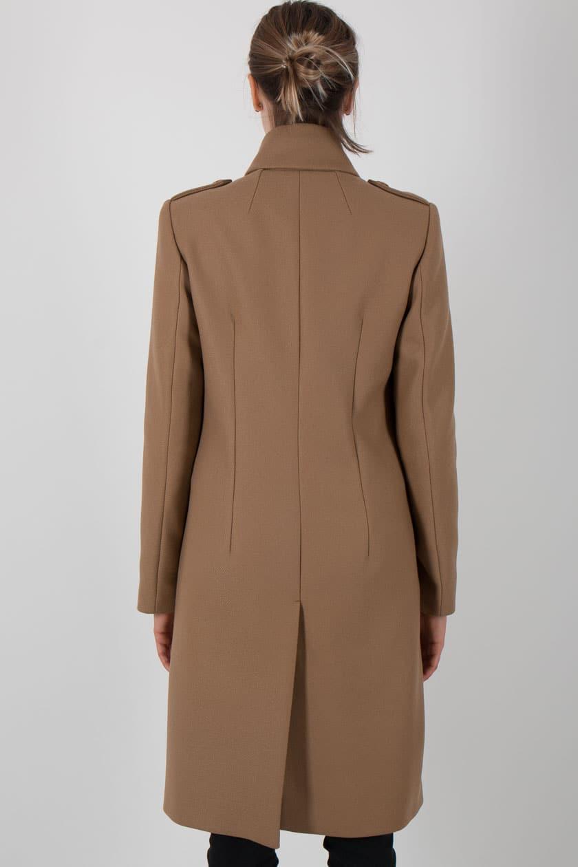 Drykorn 111502 Buckey Mantel Frauen camel | P2MODE