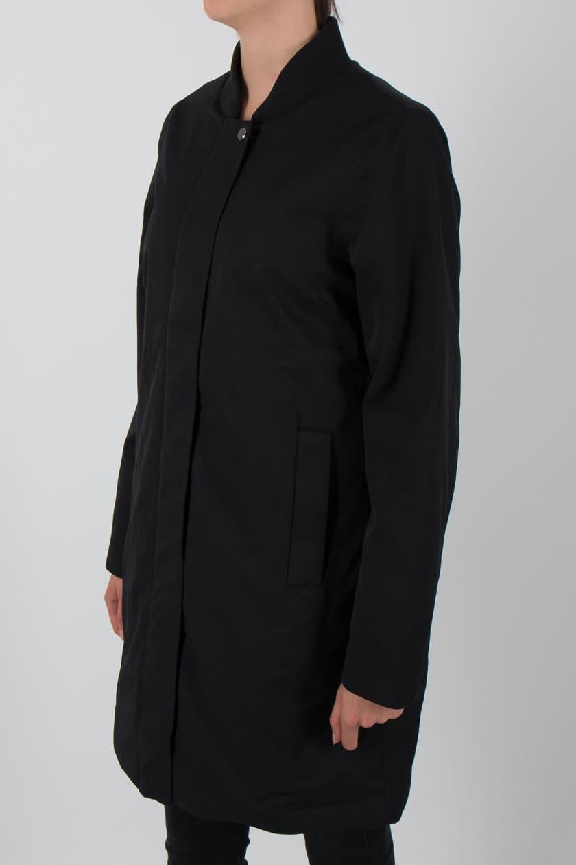 san francisco c9b0d 11eac Elvine 173511 Anna lange Bomber Jacke Frauen black | P2/MODE & ACCESSOIRES
