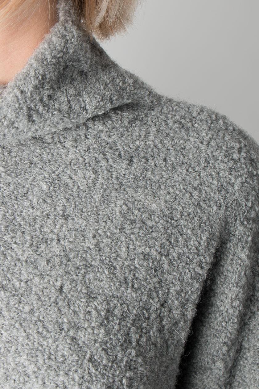 Drykorn 407215 Casey Pullover Frauen Grau 7 P2 Mode